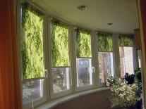 Рулонные шторы с фотопечатью - фото 2