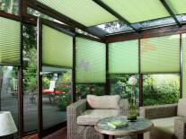 Горизонтальные шторы плиссе - фото 3
