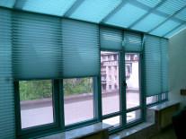 Жалюзи плиссе на окна - фото 3