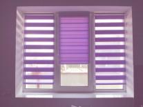 Рулонные шторы День Ночь «Зебра» - фото 3