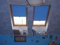 Рулонные шторы для мансардных окон - фото 2