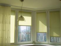 Рулонные шторы на пластиковые окна - фото 4