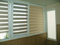 Рулонные шторы на пластиковые окна - фото 2