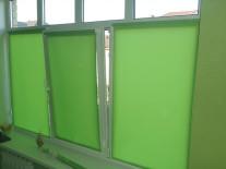 Рулонные шторы на пластиковые окна - фото 3