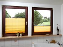 Горизонтальные шторы плиссе - фото 5