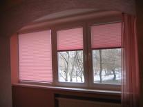 Жалюзи плиссе на пластиковые окна - фото 4