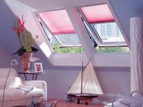 Шторы плиссе на мансардные окна - фото 5