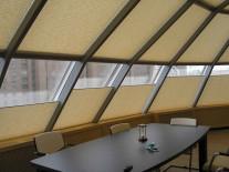 Шторы плиссе на мансардные окна - фото 2