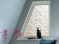 Шторы плиссе на нестандартные окна - фото 4