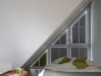 Шторы плиссе на нестандартные окна - фото 2